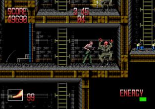 Alien 3 Megadrive 20