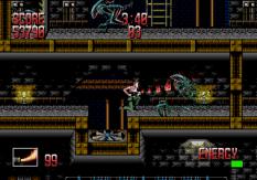 Alien 3 Megadrive 22