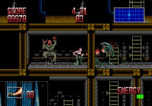 Alien 3 Megadrive 42