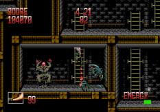 Alien 3 Megadrive 43