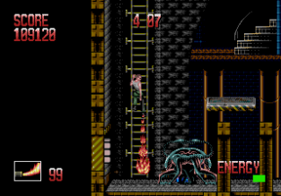 Alien 3 Megadrive 45
