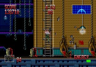 Alien 3 Megadrive 56
