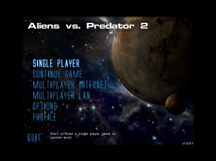 Aliens versus Predator 2 PC 001