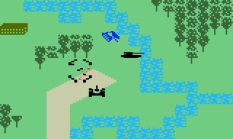 Armor Battle Intellivision 16