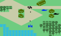 Armor Battle Intellivision 19