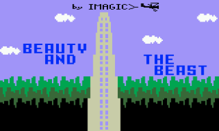 Beauty and the Beast Intellivision 01
