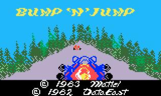 Bump N Jump Intellivision 01
