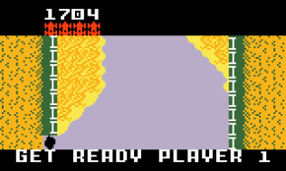 Bump N Jump Intellivision 20