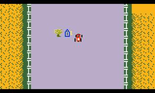 Bump N Jump Intellivision 24