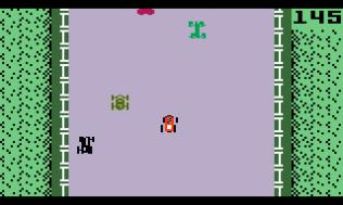 Bump N Jump Intellivision 27