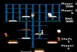 Burger Time Apple II 07