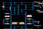 Burger Time Apple II 14