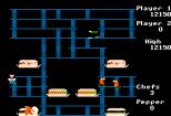 Burger Time Apple II 15