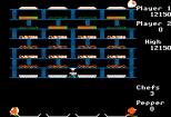 Burger Time Apple II 16