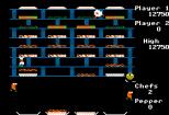 Burger Time Apple II 17