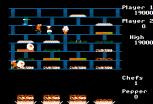 Burger Time Apple II 19