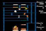 Burger Time Apple II 24