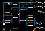 Burger Time Apple II 28