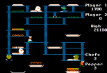 Burger Time Apple II 30