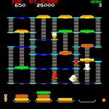 Burger Time Arcade 05