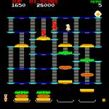 Burger Time Arcade 07