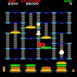 Burger Time Arcade 08
