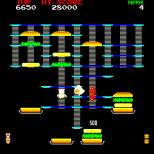Burger Time Arcade 14