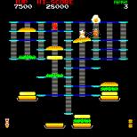 Burger Time Arcade 15