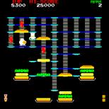 Burger Time Arcade 16