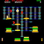 Burger Time Arcade 17
