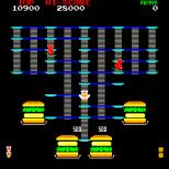 Burger Time Arcade 18