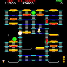 Burger Time Arcade 22