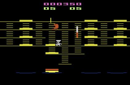 Burger Time Atari 2600 01