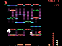 Burger Time ColecoVision 05