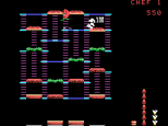 Burger Time ColecoVision 06