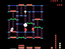 Burger Time ColecoVision 07