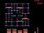 Burger Time ColecoVision 14