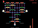Burger Time ColecoVision 17
