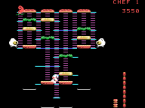 Burger Time ColecoVision 18