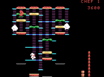 Burger Time ColecoVision 19