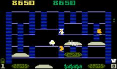 Burger Time Intellivision 32