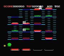 Burger Time MSX 04