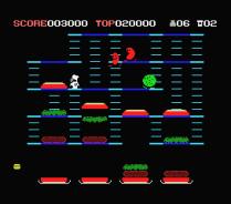 Burger Time MSX 07
