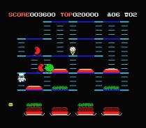 Burger Time MSX 08
