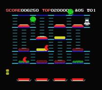 Burger Time MSX 13