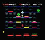 Burger Time MSX 14