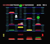 Burger Time MSX 15