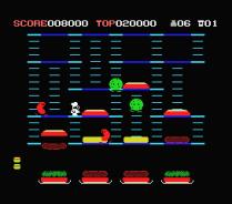 Burger Time MSX 16