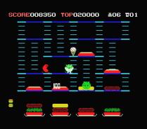 Burger Time MSX 17