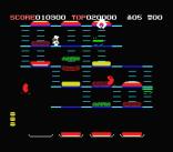Burger Time MSX 21